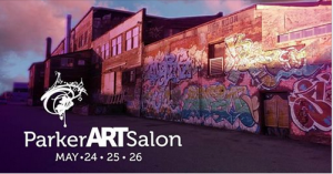 Parker Art Salon evite