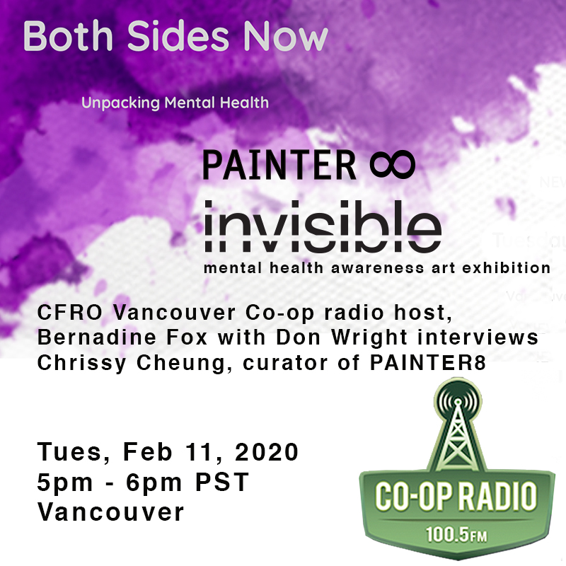 CFRO Vancouver Coop Radio interviews Chrissy Cheung